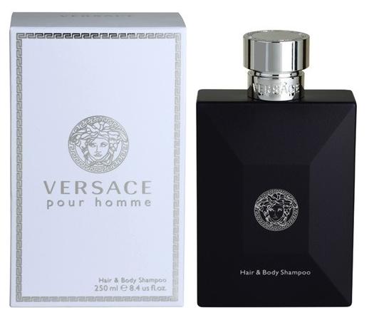 Versace Versace pour Homme, Sprchový gel, 250ml, Pánska vôňa