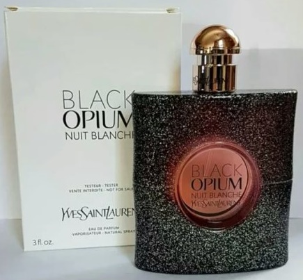 Yves Saint Laurent Opium Black Nuit Blanche, 90ml, Parfémovaná voda - Tester