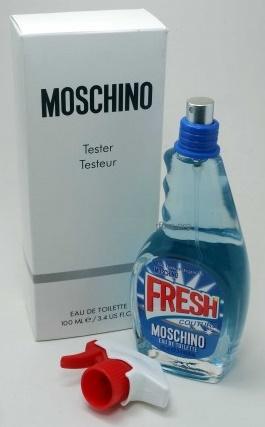 Moschino Fresh Couture, 100ml, Toaletní voda - Tester