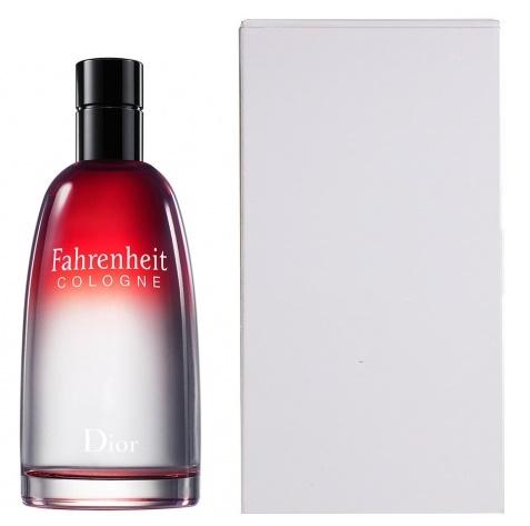 Christian Dior Fahrenheit Cologne, 125ml, Kolínská voda - Tester