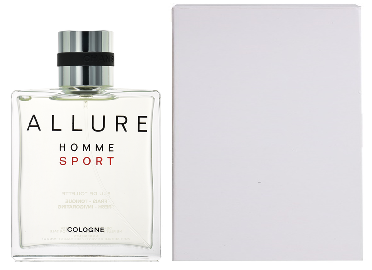Chanel Allure Homme Sport Cologne , 100ml, Kolínská voda - Tester