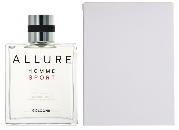 Chanel Allure Homme Sport Cologne , Kolínská voda - Tester, 100ml, Pánska vôňa