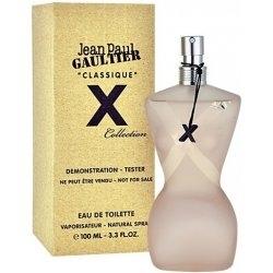 Jean Paul Gaultier Classique X, Toaletní voda - Tester, 100ml, Dámska vôňa