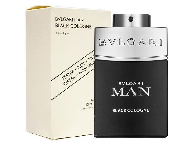 Bvlgari Man Black Cologne, 100ml, Toaletní voda - Tester