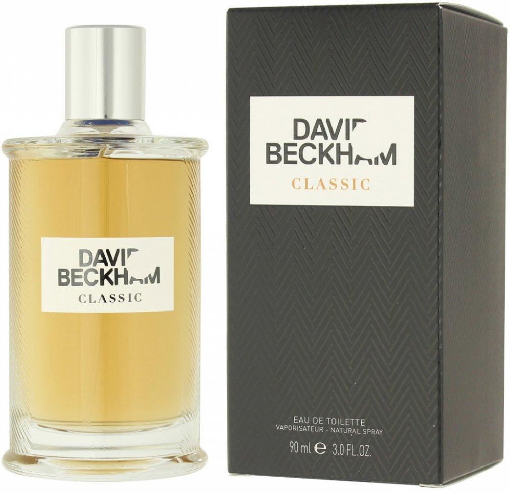 David Beckham Classic, 90ml, Toaletní voda
