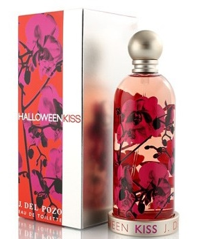 Jesus Del Pozo Halloween Kiss, 50ml, Toaletní voda