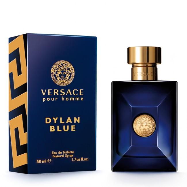 Versace Dylan Blue, 50ml, Toaletní voda