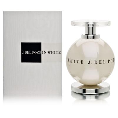 Jesus Del Pozo In White, 100ml, Toaletní voda