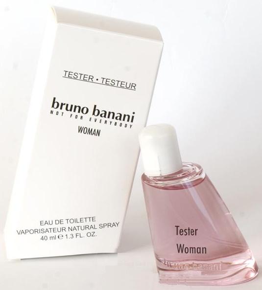 Bruno Banani Bruno Banani Woman, 40ml, Toaletní voda - Tester