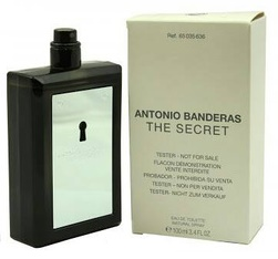 Antonio Banderas The Secret, 100ml, Toaletní voda - Tester