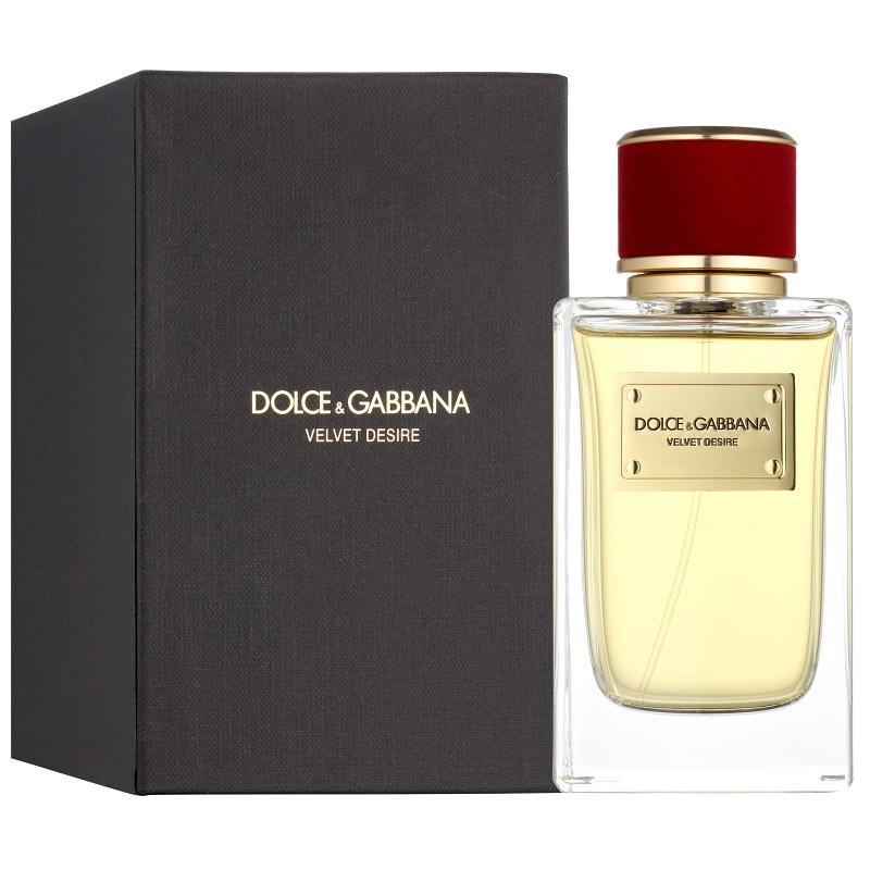Dolce & Gabbana Velvet Desire , 150ml, Parfémovaná voda