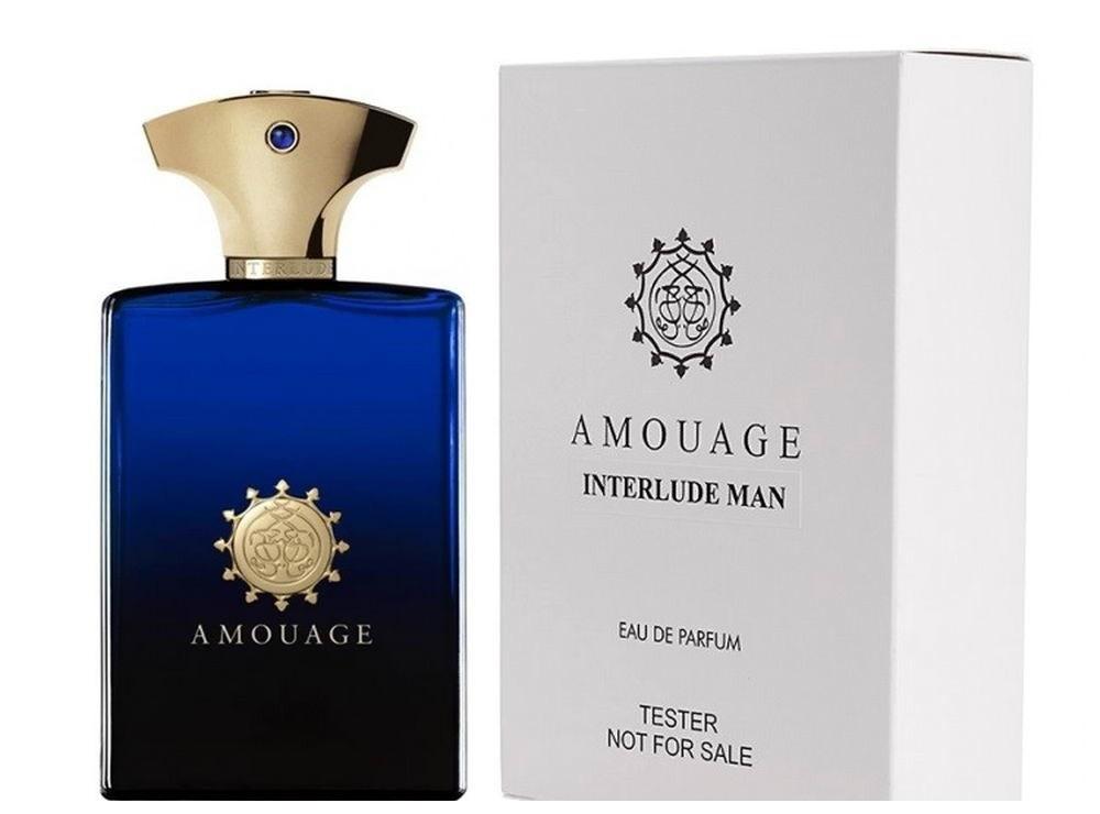 Amouage Interlude Man, 100ml, Parfémovaná voda - Tester