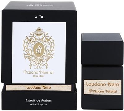 Tiziana Terenzi Laudano Nero, Parfémovaná voda, 100ml, Unisex vôňa