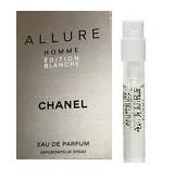 Chanel Allure Homme Edition Blanche, Parfémovaná voda, 2ml, Pánska vôňa