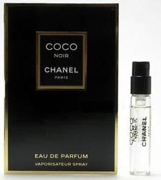 Chanel Coco Noir, Parfémovaná voda, 2ml, Dámska vôňa