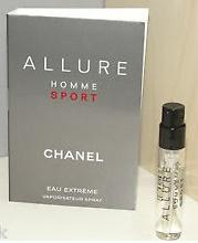 Chanel Allure Homme Sport Eau Extreme, Parfémovaná voda, 2ml, Pánska vôňa