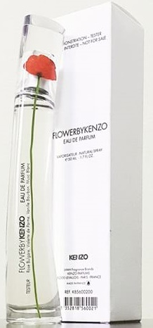 Kenzo Flower by Kenzo, 50ml, Parfémovaná voda - Tester