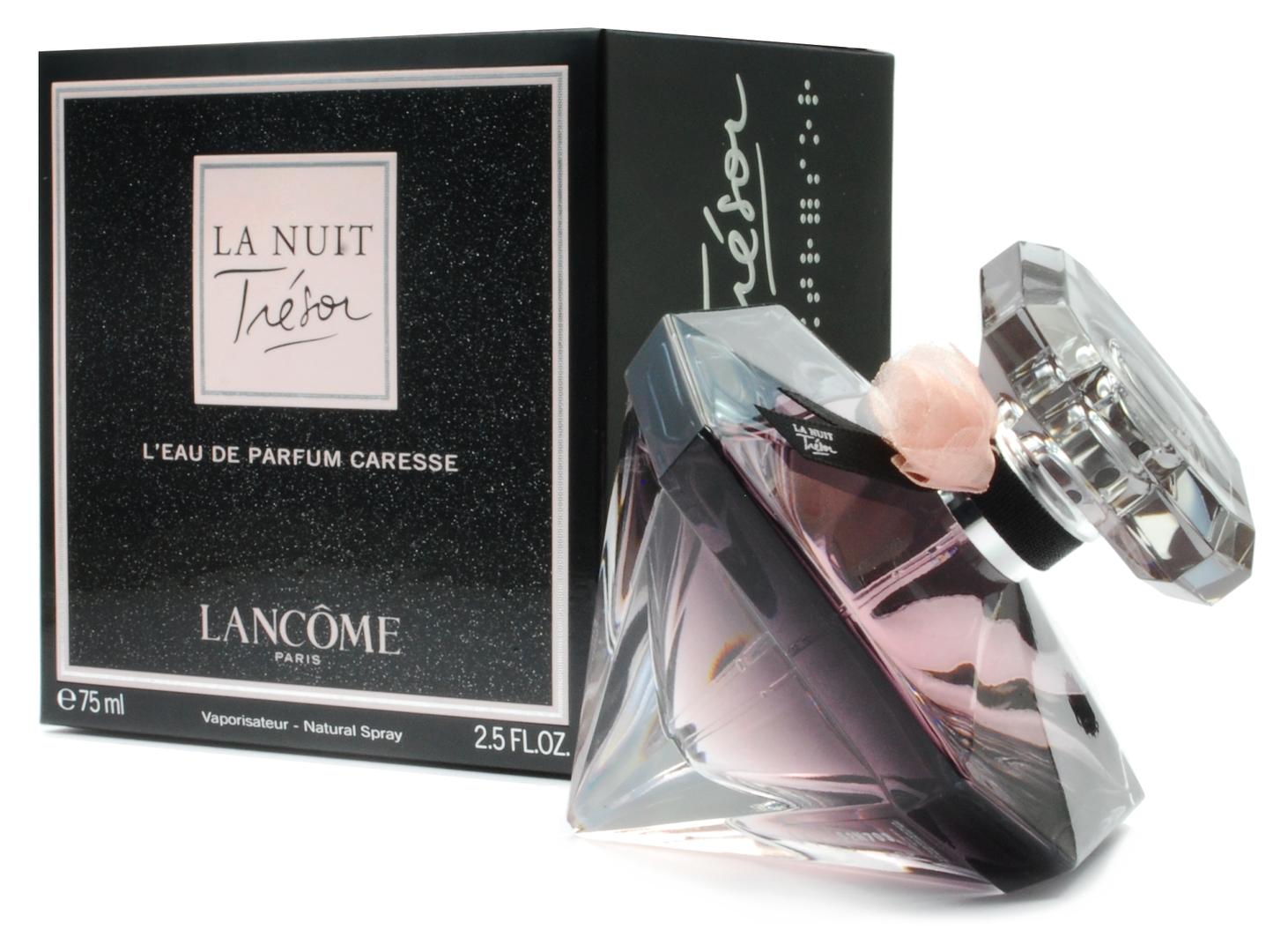 Lancome Tresor La Nuit Caresse, 75ml, Parfémovaná voda