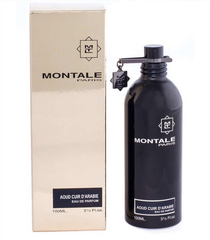 Montale Aoud Cuir d'Arabie, 100ml, Parfémovaná voda - Tester