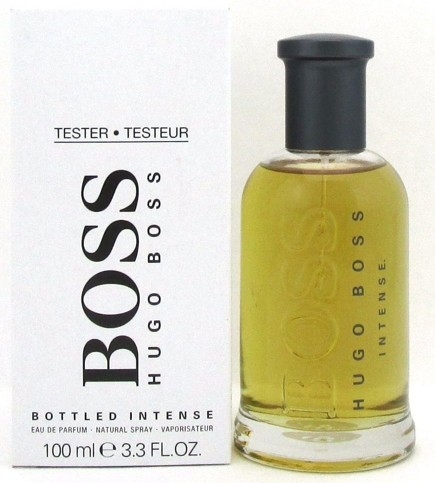 Hugo Boss No.6 Bottled Intense, 100ml, Parfémovaná voda - Tester
