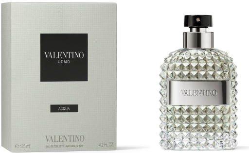 Valentino Valentino Uomo Acqua, 125ml, Toaletní voda