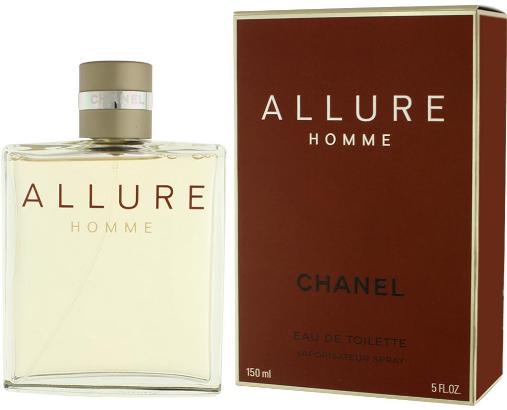 Chanel Allure Homme, Toaletní voda, 150ml, Pánska vôňa