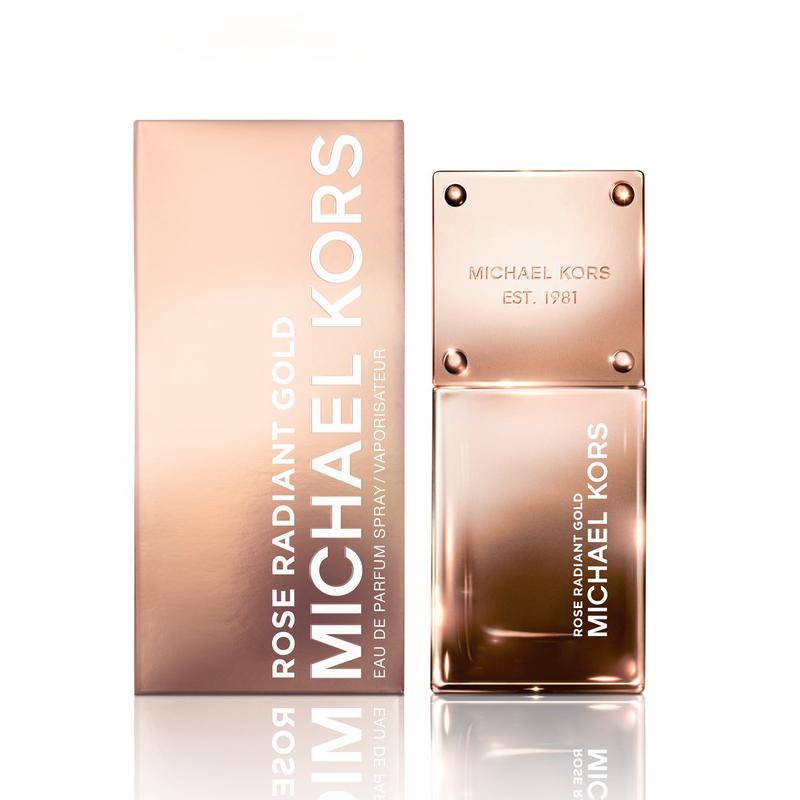 Michael Kors Rose Radiant Gold, 30ml, Parfémovaná voda
