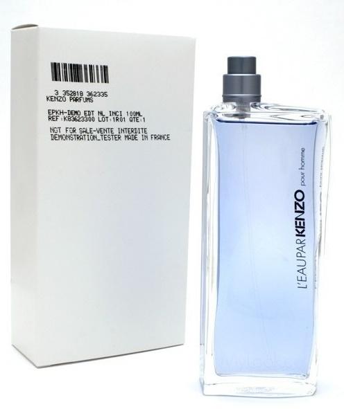 Kenzo L´eau par Kenzo pour Homme, Toaletní voda - Tester, 100ml, Pánska vôňa
