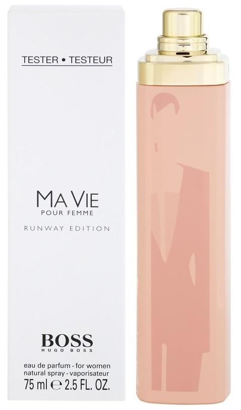 Hugo Boss Boss Ma Vie Runway Edition, Parfémovaná voda - Tester, Dámska vôňa, 75ml