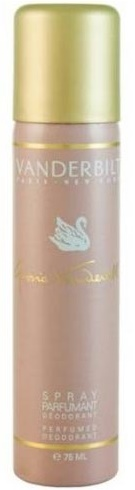 Gloria Vanderbilt Vanderbilt, 75ml, Deospray