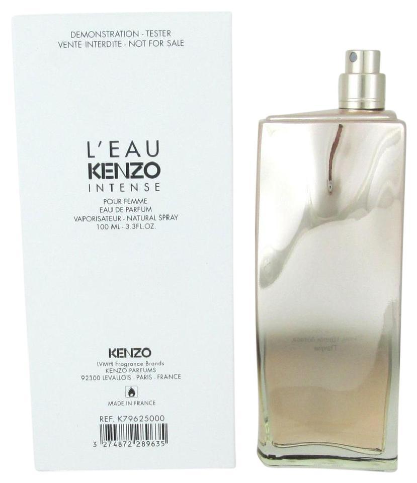 Kenzo L´eau Kenzo Intense, 100ml, Parfémovaná voda - Tester