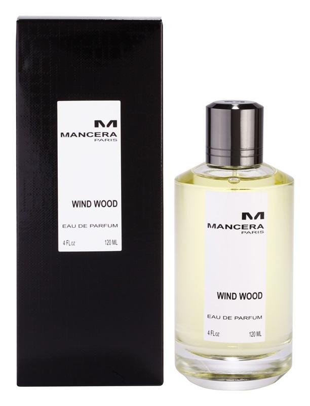 Mancera Wind Wood, 120ml, Parfémovaná voda
