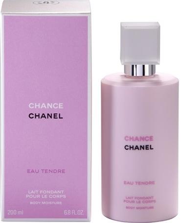 Chanel Chance Eau Tendre, Tělové mléko, 200ml, Dámska vôňa