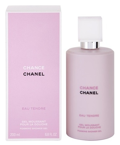 Chanel Chance Eau Tendre, Sprchový gel, 200ml, Dámska vôňa