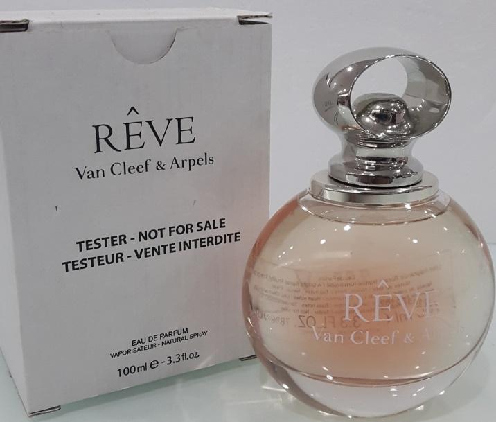 Van Cleef & Arpels Reve, Parfémovaná voda - Tester, 100ml, Dámska vôňa