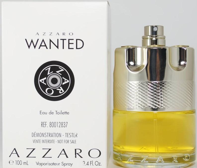 Azzaro Wanted, 100ml, Toaletní voda - Tester