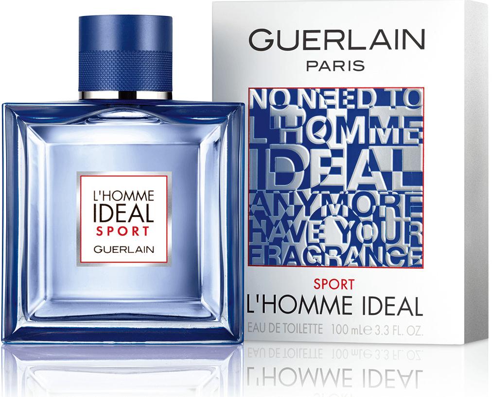 Guerlain L´Homme Ideal Sport, 100ml, Toaletní voda