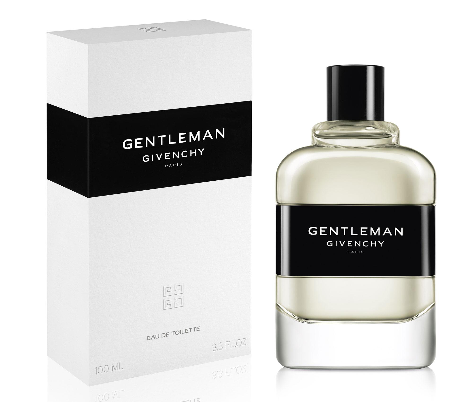Givenchy Gentleman 2017, 100ml, Toaletní voda