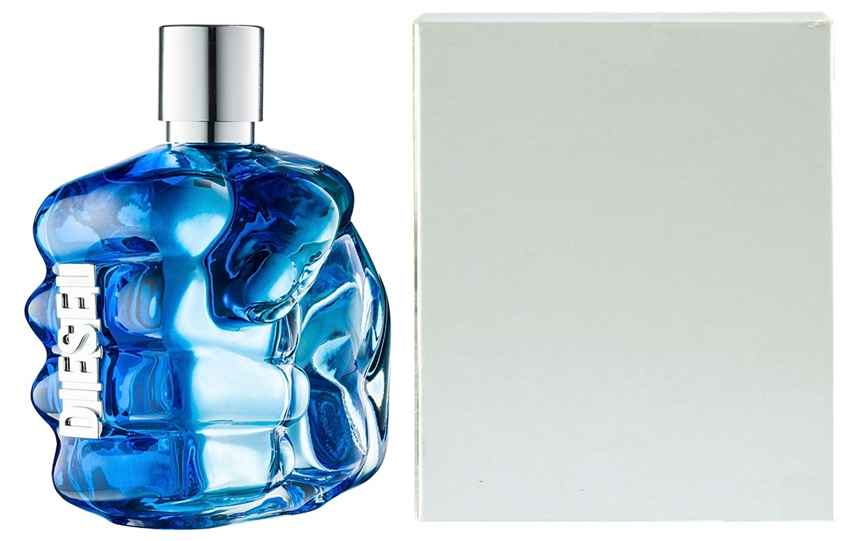Diesel Only the Brave High, 75ml, Toaletní voda - Tester