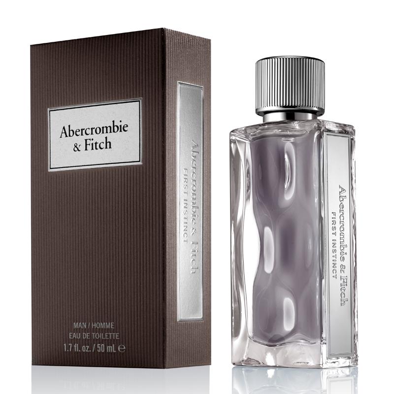 Abercrombie & Fitch First Instinct, 50ml, Toaletní voda