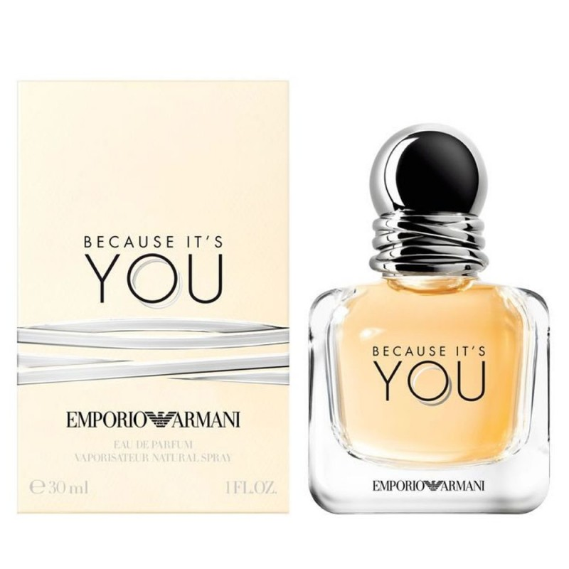 Giorgio Armani Because It's You, 30ml, Parfémovaná voda