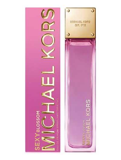 Michael Kors Sexy Blossom, 100ml, Parfémovaná voda