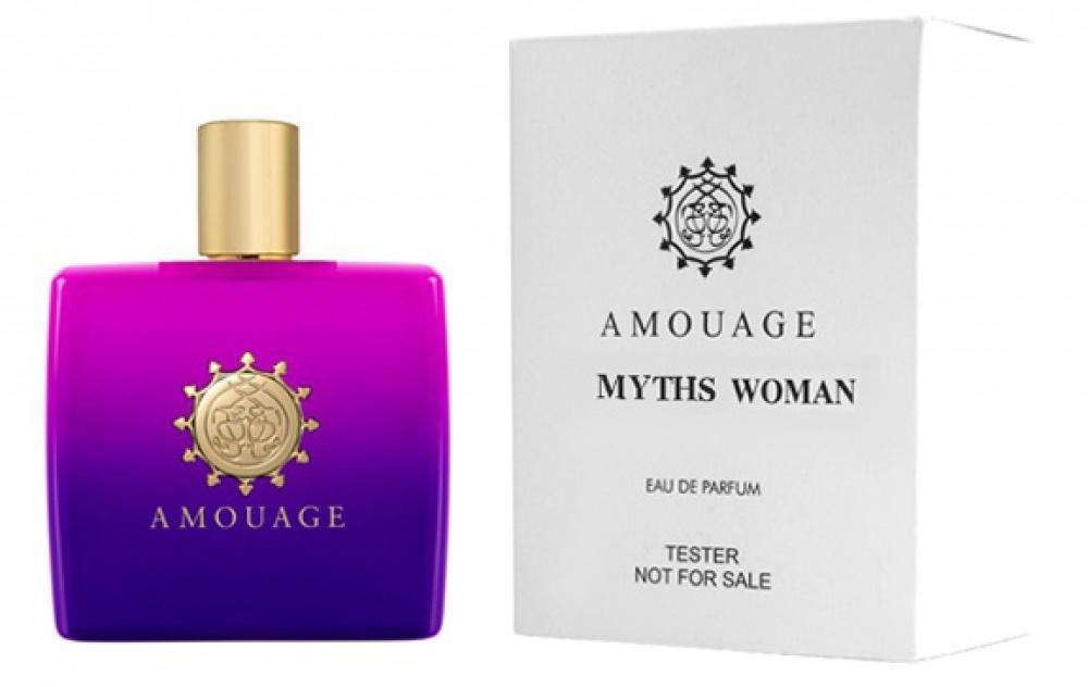 Amouage Myths Woman, 100ml, Parfémovaná voda - Tester
