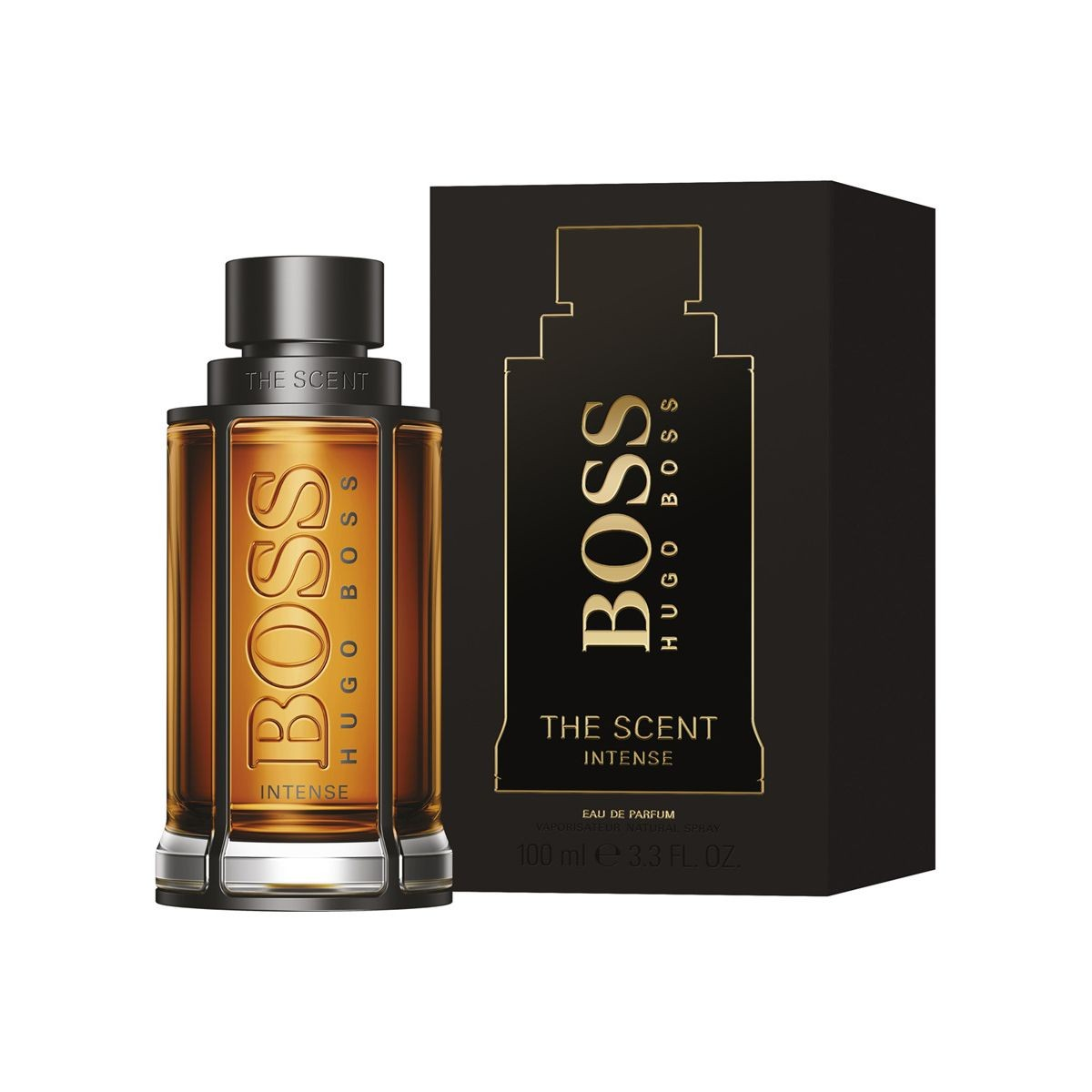Hugo Boss The Scent Intense, 100ml, Parfémovaná voda