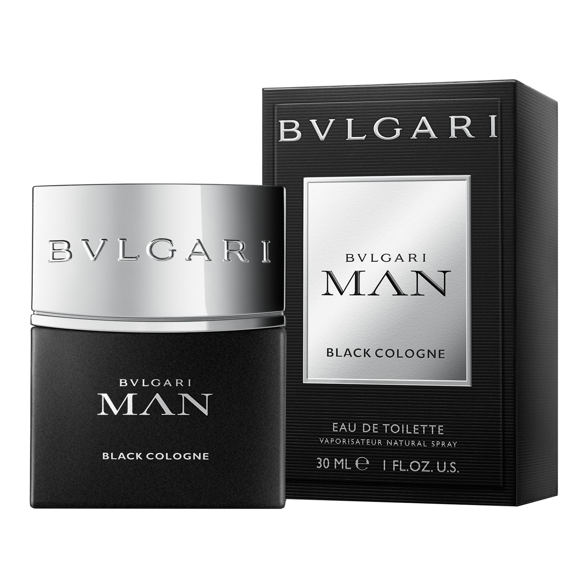 Bvlgari Man Black Cologne, 30ml, Toaletní voda