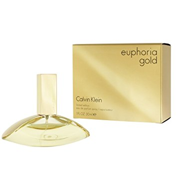 Calvin Klein Euphoria Gold for Woman, Parfémovaná voda, 30ml, Dámska vôňa