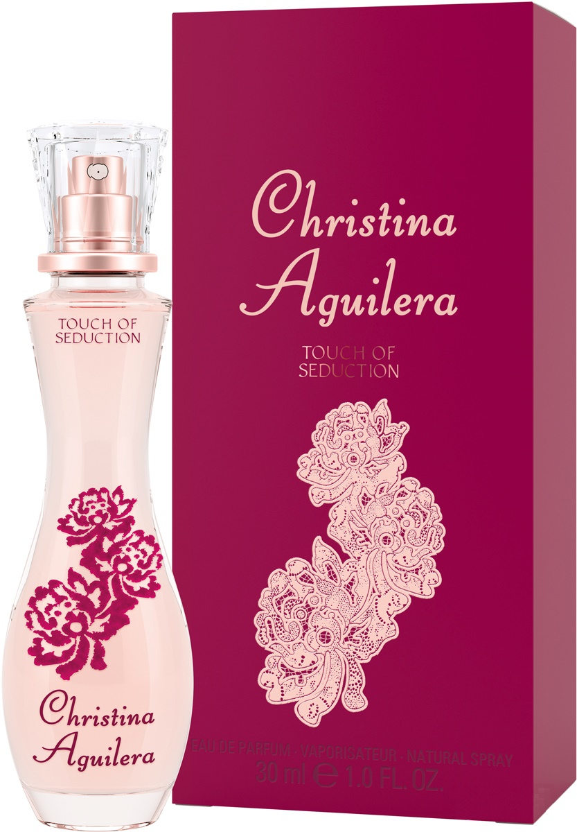Christina Aguilera Touch of Seduction, 30ml, Parfémovaná voda