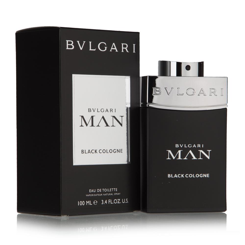 Bvlgari Man Black Cologne, 100ml, Toaletní voda