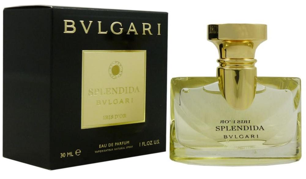 Bvlgari Splendida Iris D`or, 30ml, Parfémovaná voda