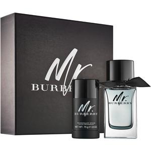 Burberry Mr. Burberry, toaletní voda 100ml + deostick 75ml, Dárková sada